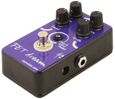 FET Dream Overdrive/Distortion Pedal
